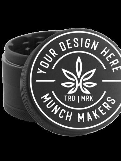 Matte grinder product image